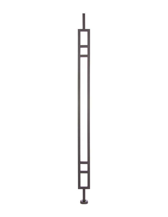 Solid Forged Steel Stair Baluster - GT SERIES - GT 013