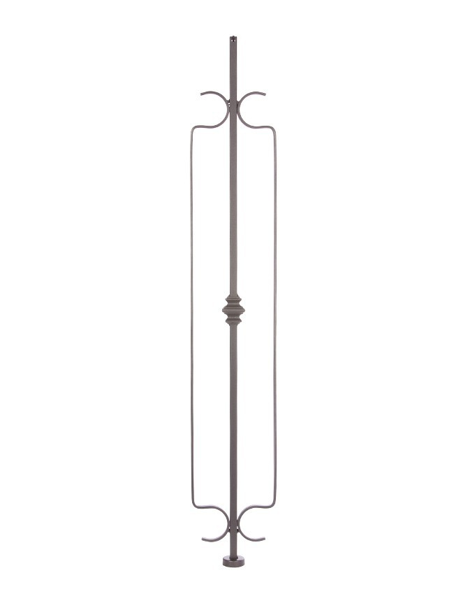 Solid Forged Steel Stair Baluster - SG SERIES - SG 012