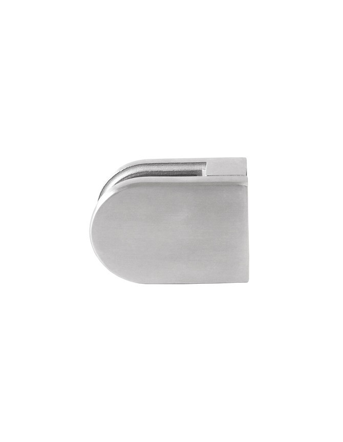 Stainless Steel Stair Glass Clamp - SVR SERIES - SVR LARL