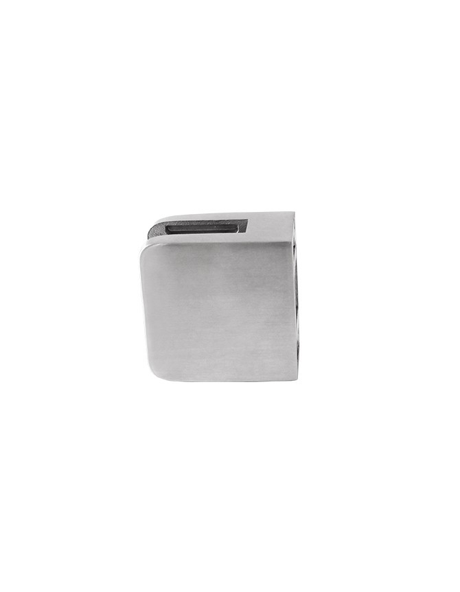 Stainless Steel Stair Glass Clamp -  SVC SERIES - SVC LARL