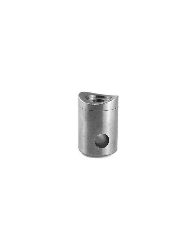 Support à barre d'escalier en acier inoxydable -  SÉRIE SCR - SCR 018