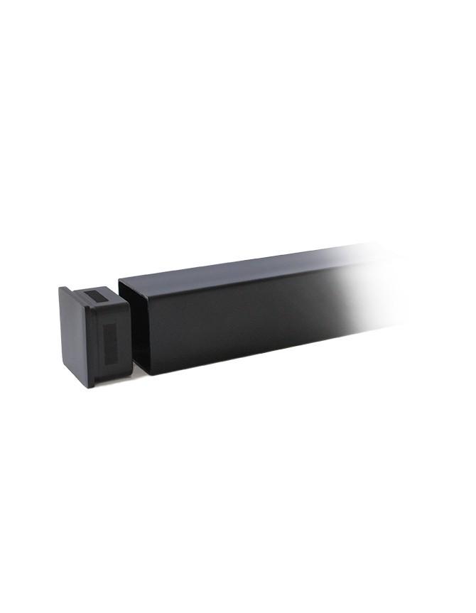 Main courante d'escalier en acier - SÉRIE MC - MCC 200