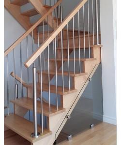 PTR 168 Prestige Metal Stair railings